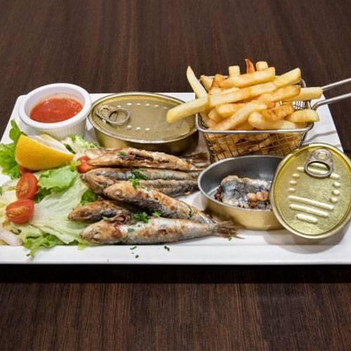 Le Petit Cabanon - Restaurant vieux port Marseille